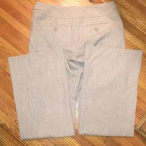 The Limited Oatmeal color trousers size 6R